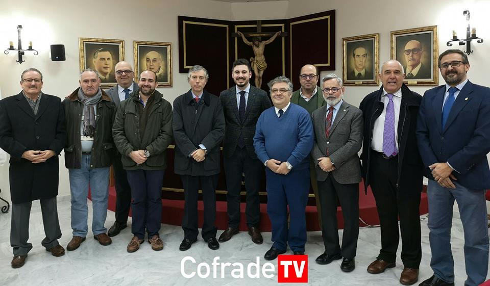 PRESENTACIÓN DEL PREGONERO Y CARTELISTA DE LAS GLORIAS 2019