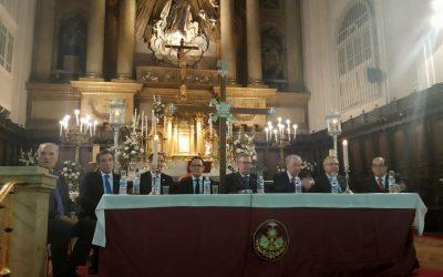 PRESENTACIÓN DEL CARTEL EN MADRID