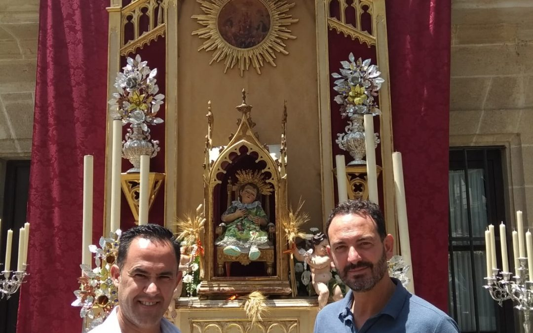 EL JURADO FALLA EL CONCURSO DE ALTARES – CORPUS CHRISTI 2019