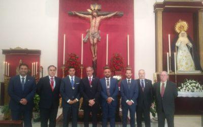 EL CONSEJO ASISTE A LA TOMA DE POSESIÓN DE LA SED