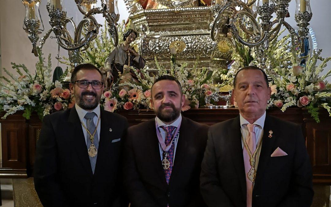 EL CONSEJO ASISTE A LA PROCESIÓN DE LA VIRGEN DE LA CABEZA