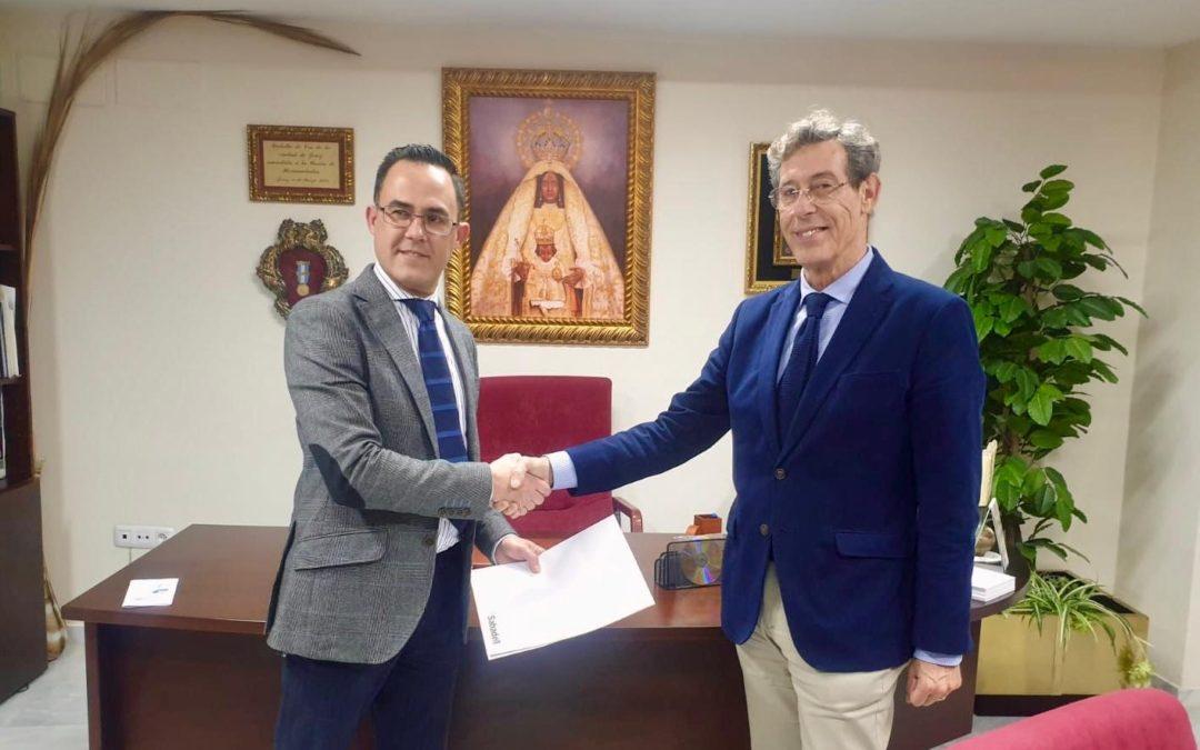 FIRMA DEL CONVENIO CON EL BANCO SABADELL