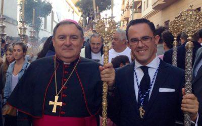 NOMBRAMIENTO DE D. JOSÉ MAZUELOS COMO NUEVO OBISPO DE CANARIAS