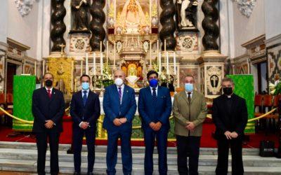 TOMA DE POSESIÓN DEL CONSEJO DE COFRADÍAS DE CÁDIZ