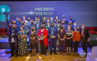 PREMIOS CIUDAD DE JEREZ 2021